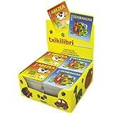 Txikilibri Bilduma (Pack de 20 libros, 10 por cada titulo)