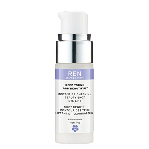 REN Instant Brightening Beauty Shot Eye Lift, 1er Pack (1 x 15 ml) thumbnail