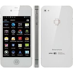 Unlocked Quadband Dual sim with Android 4.0 3G Smart Phone 3.5 Inch Capacitive Touch Screen by lol-buy