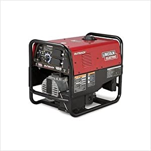 Outback 25V Engine Driven MIG Welder 185A by Lincoln Electric