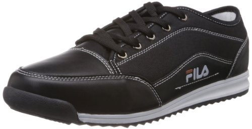 Fila Men's Angelo Black Multisport Training Shoes - 7 UK