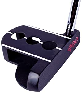 Dead Aim 3DB Belly Length Mallet Golf Putter by Dead Aim