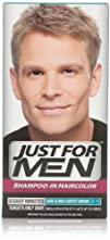 Just for Men Shampoo-In Hair Color, D…