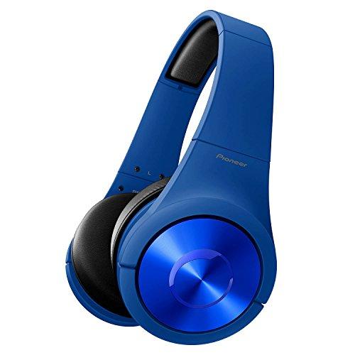 Pioneer Se-Mx7-L Se-Mx7 Blue Headphone Superior Club Sound With Colourful, Matte Rubber Finish Japan Import