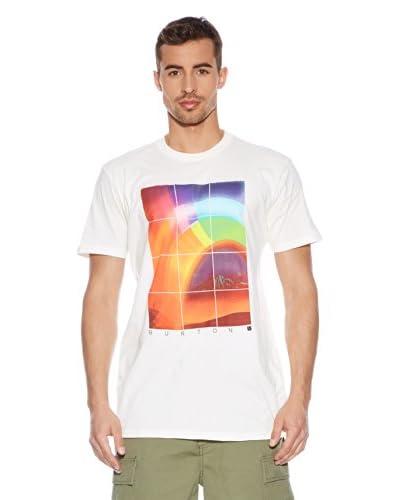 Burton Camiseta Prism Slim Vainilla