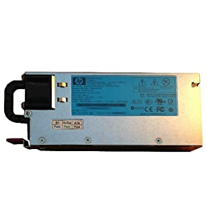 499250-201 Hewlett-Packard 460-Watt Ac Hot-Plug Power Supply For Prol by HP