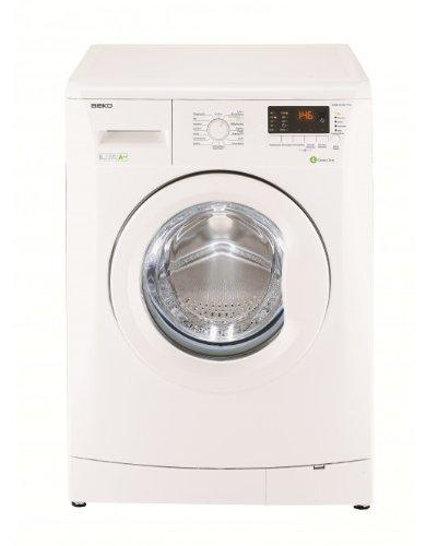Beko WMB 61232 PTEU Waschmaschine Frontlader / A++B / 170 kWh/Jahr / 8800 Liters/Jahr / 1200 UpM / 6 kg / Multifunktionsdisplay / 15 Waschprogramme / Pet Hair Removal / weiß