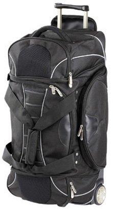 Riesen - Trolley-Tasche + Rucksackfunktion -