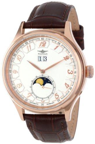 02b7413af6a Breytenbach Men s BB44153WW RG Automatic Moonphase Big Date Small Second  Watch