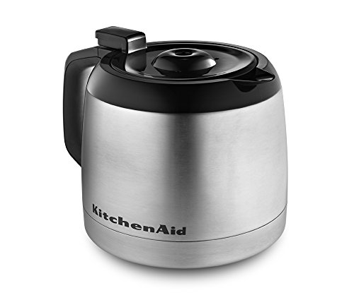 Kitchenaid Coffee Maker 12 Cup Thermal : KitchenAid KCM1203CU 12-Cup Thermal Carafe Coffee Maker - Contour Silver USA Shipment 11street ...