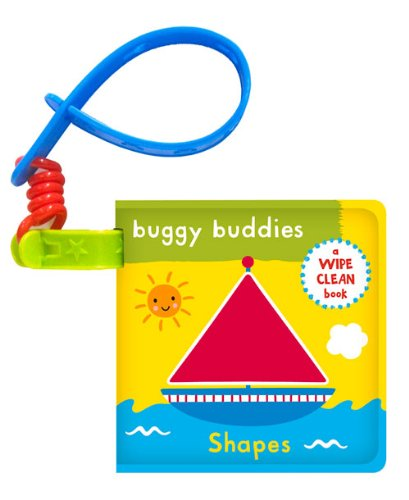 Shapes (Wipe-Clean Buggy Buddies) front-1016331