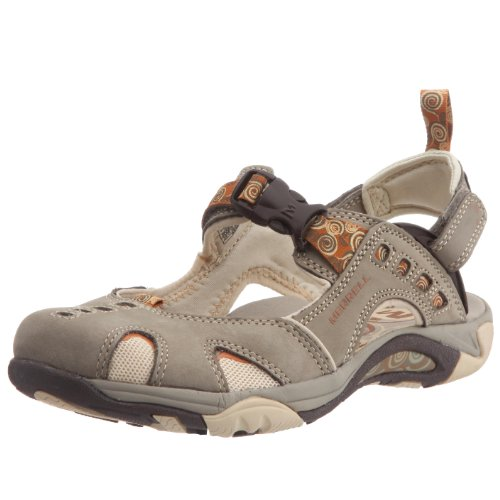 Merrell Siren Ginger Women's Sandal  Brown/brindle UK 4.5