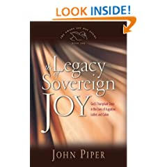 The Legacy of Sovereign Joy: God's Triumphant Grace in the Lives of Augustine, Luther, and Calvin (The Swans Are Not Silent)