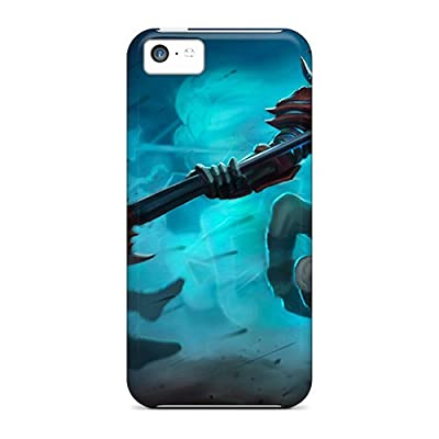 Tpu Fashionable Design Hecarim The Shadow Of War Rugged Case Cover For Iphone 5c New