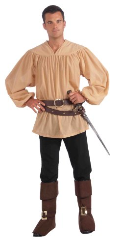 Forum Novelties Men's Extra-Large Medieval Costume Shirt