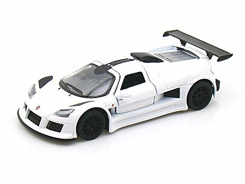 2010 Gumpert Apollo Sport 1/36 White