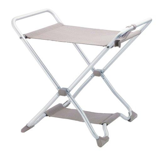 Moen DN7026 Home Care Folding Mesh Shower Seat, Glacier