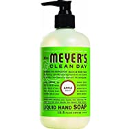 Mrs Meyer's Clean Day Liquid Hand Soap-APPLE LIQUID HAND SOAP
