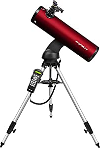 Orion 13160 StarSeeker IV 130mm GoTo Reflector Telescope (Burgundy)