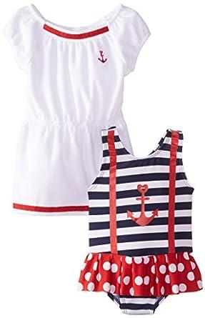 Amazon Baby Buns Baby Girls Infant Nautical Babe