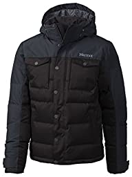 Marmot mens Fordham Jacket 73870-001_XXL - Black