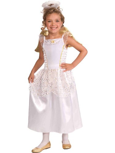 Winged Angel Costume, Toddler Size