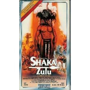 amazoncom shaka zulu vhs edward fox robert powell