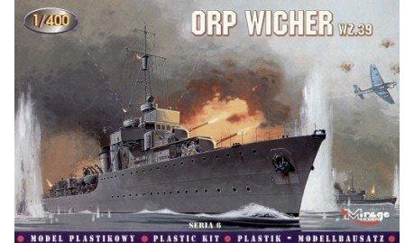 Mirage Hobby 1:400 - ORP Wicher wz. 39 Destroyer - MIR40065