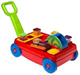 Fisher-Price Peek a Blocks 2 in 1 Activity Wagon