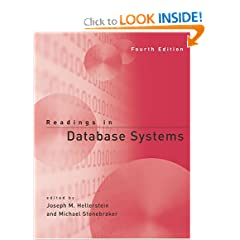 Readings in Database Systems, 4th Edition