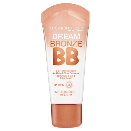 GEMEY MAYBELLINE, BB Cream Dream Bronze, 02 Medium