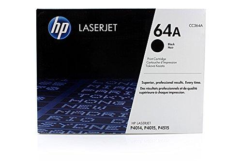 HP LaserJet P 4014 DN - Original HP CC364A / 64A - Cartouche de Toner Noir -