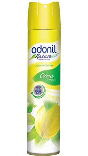 Odonil Room Spray - 140 g (Citrus Fresh, Pack of 2)