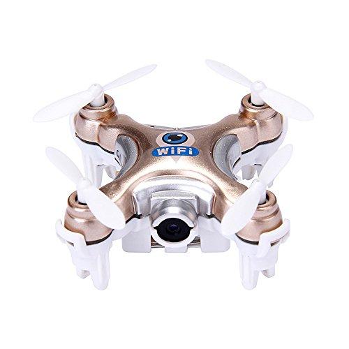 Makibes-CX-10W-Mini-Nano-Drone-Wifi-FPV-RC-Quadcopter-mit-03MP-HD-Kamera-4CH-mit-LED-Lichtern-24G-6Axis-Untersttzung-IOS-Android-App-Wifi-Control-goldene