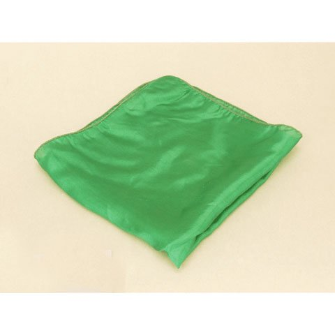 "12"" Silk - Green Magic Silk (1 per package)"