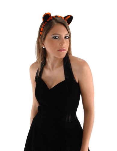 Tiger Ears Headband and Tail Set Tiger Costume Set 422300