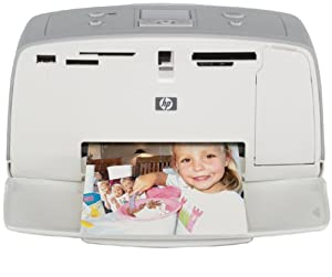 HP PhotoSmart 325 Compact Photo Printer