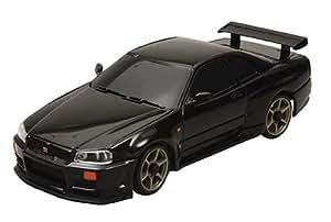 nissan skyline gt r r34 rc model jeux et jouets. Black Bedroom Furniture Sets. Home Design Ideas