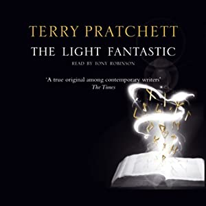 The Light Fantastic: Discworld, Book 2 | [Terry Pratchett]