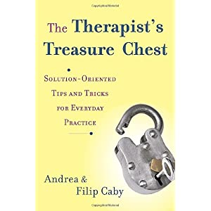 Learn more about the book, The Therapist's Treasure Chest: Solution-Oriented Tips & Tricks for Everyday Practice