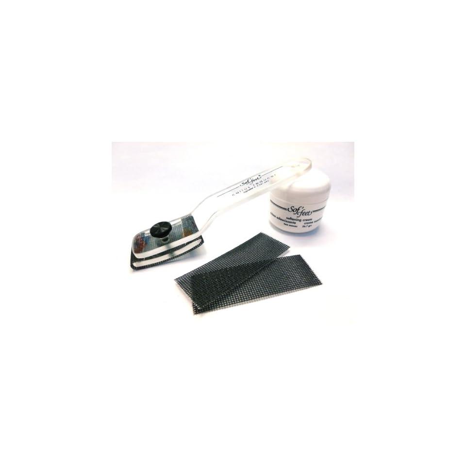 Soffeet Callus Reducer Kit