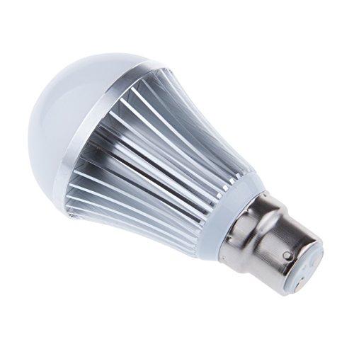 Lemonbest™ Super Bright Smd 5630 Led 5 Watts Led Globe Bulb Light Lamp B22 Warm White Lighting A19 Bulb 110V