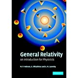 General Relativity: An Introduction for Physicistsby M. P. Hobson