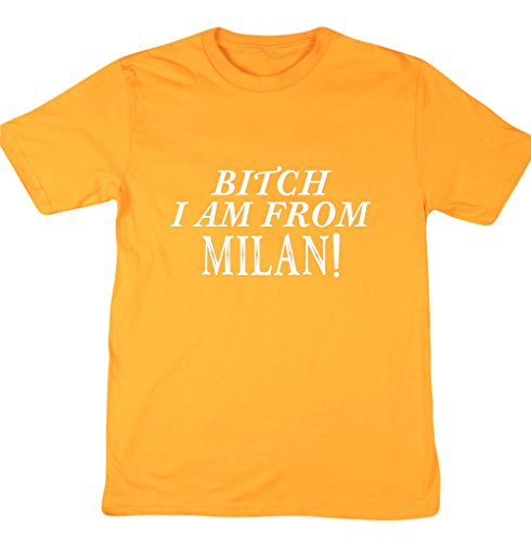 hippowarehouse-bitch-i-am-from-milan-unisex-short-sleeve-t-shirt