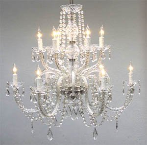 Chandelier Lighting Crystal Chandeliers