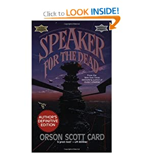 Speaker for the Dead (The Ender Quintet) by Orson Scott Card