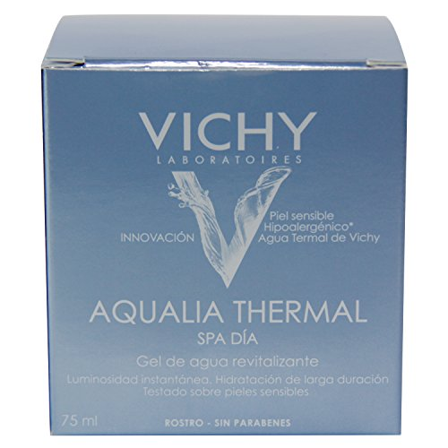 Aqualia Thermal Trattamento giorno SPA di Vichy, Crema Viso Donna - Vasetto 75 ml