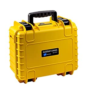 【国内正規品】 B&W Internatinal 防水 ハードケース OUTDOOR CASES TYPE3000 スポンジタイプ BW0006Y