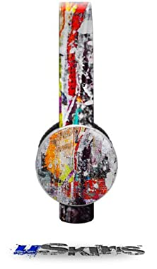 buy Abstract Graffiti Decal Style Skin (Fits Sol Republic Tracks Headphones - Headphones Not Included)