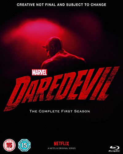 Marvel's Daredevil: The Complete First Season [Blu-ray]
